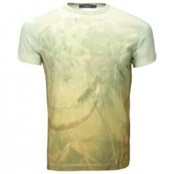 T-shirt imprimé AZZARO